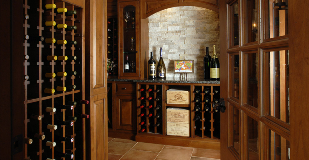 The Prestigious Cellars - Custom Cellar