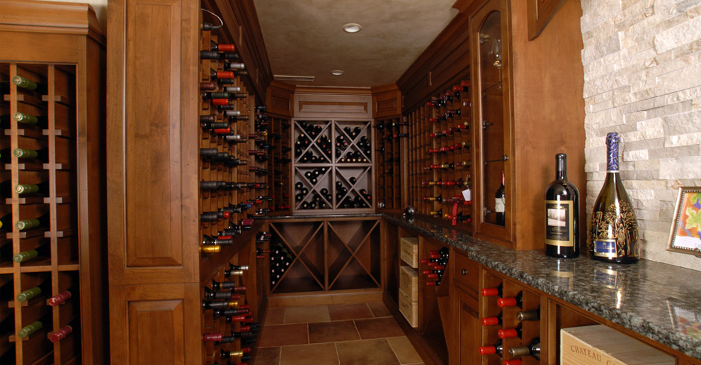 The Prestigious Cellars - Custom Tailored Wine Cellars